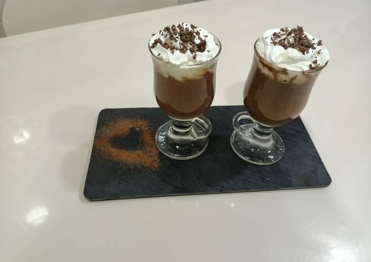 Comment faire Cuire Appétissante Chocolat chaud