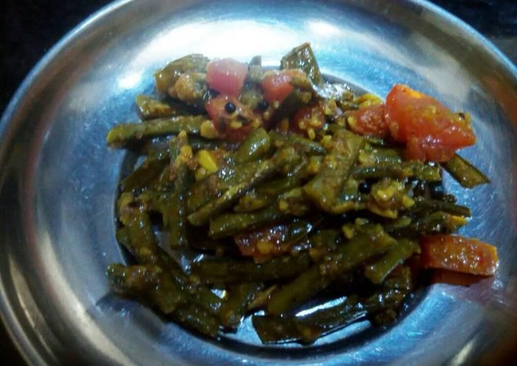 15 Minute Step-by-Step Guide to Make Homemade Gavar ki Sabji