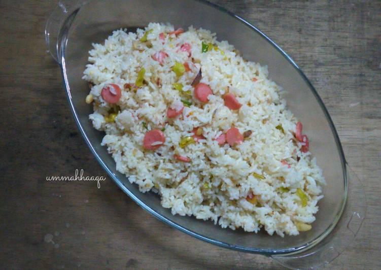 Nasi Goreng Rawit Daun Jeruk
