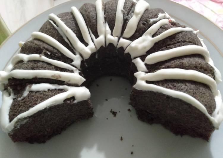 Brownies Kukus Ketan Hitam - cookandrecipe.com