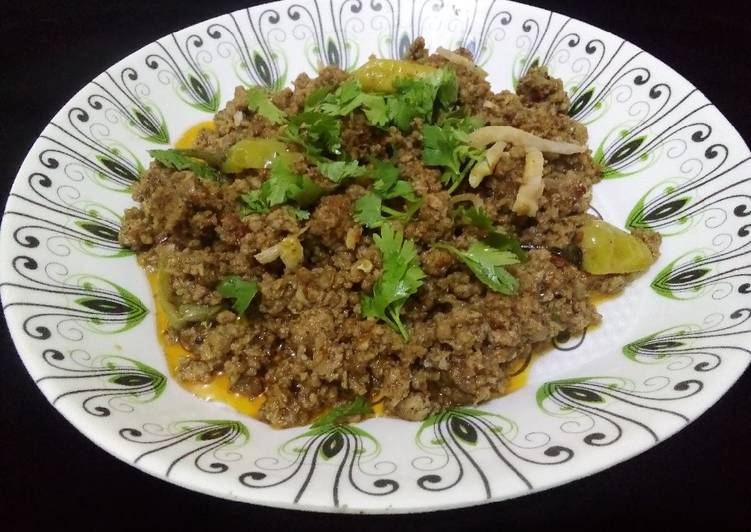 What are some Dinner Ideas Quick Shinwari beef tomato qeema karahi