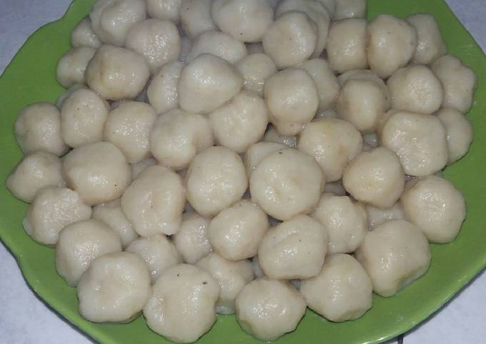 Resep Cilok Empuk Enak Tanpa Daging Oleh Lila S Kitchen Dlilaa Cookpad