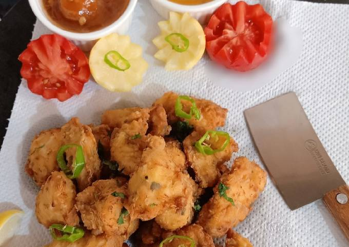"""My FAMILY'S FAVOURITE IFTAR SNACK """"Crispy Fried Chicken"""""""