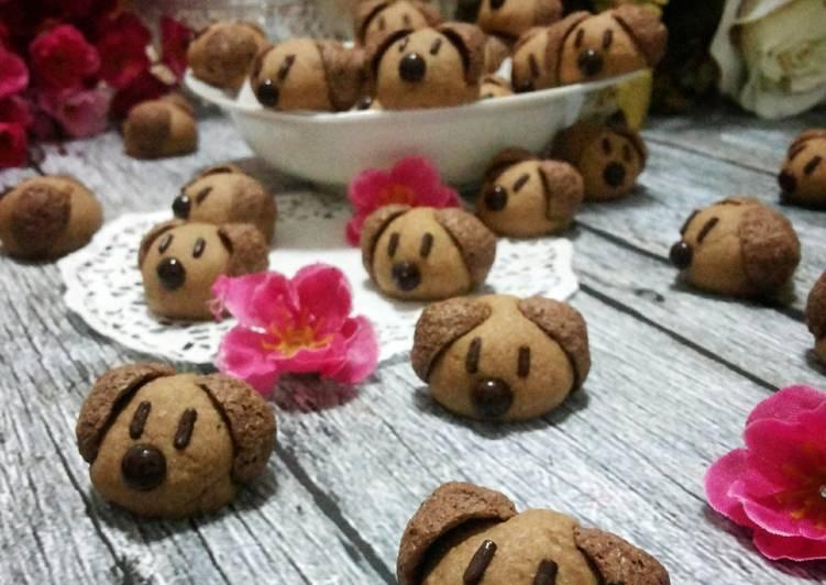 Milo Doggies Cookies