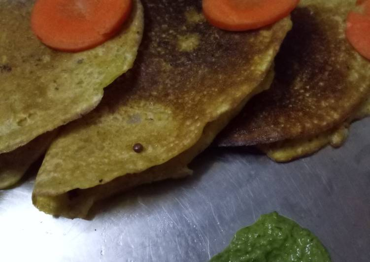 Easiest Recipe: Appetizing Healthy veg pancakes