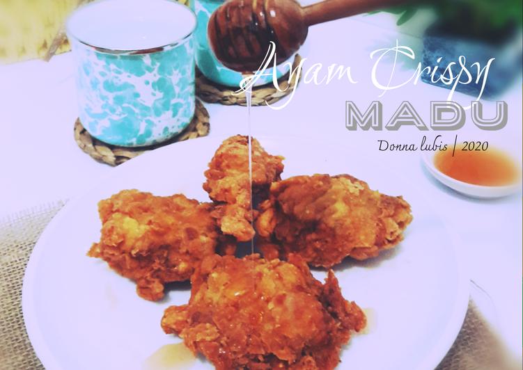 Ayam Crispy Madu