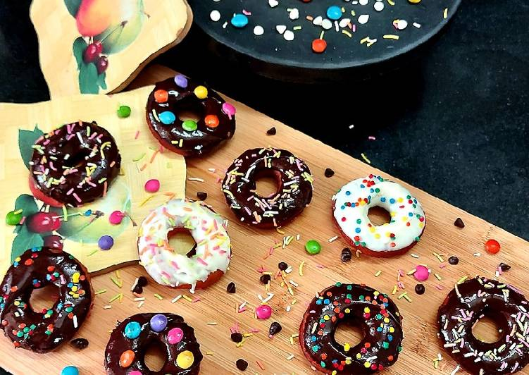 Easiest Way to Make Perfect Doughnuts