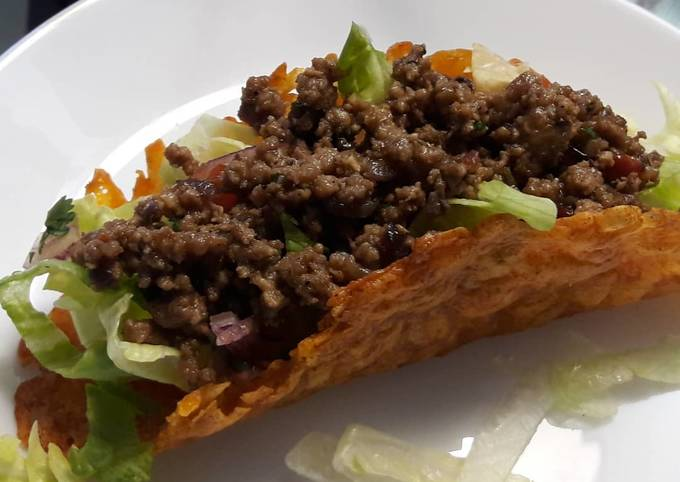 Minced Meat for taco's [keto]