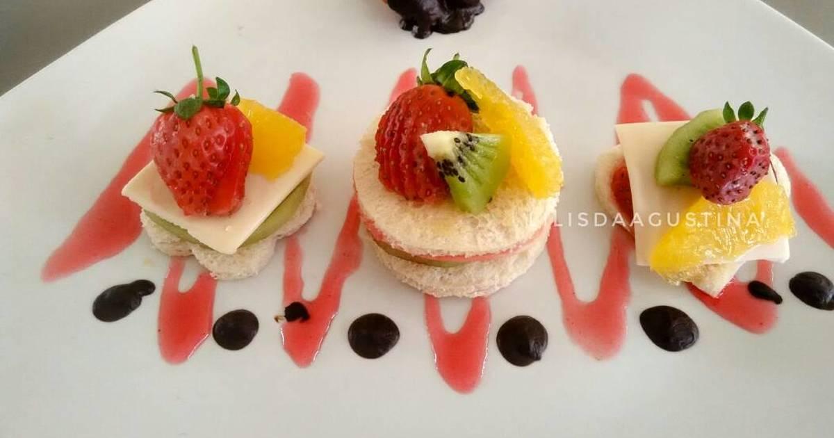 Resep Fruits Canape Oleh Lilisdaa Agustina Cookpad