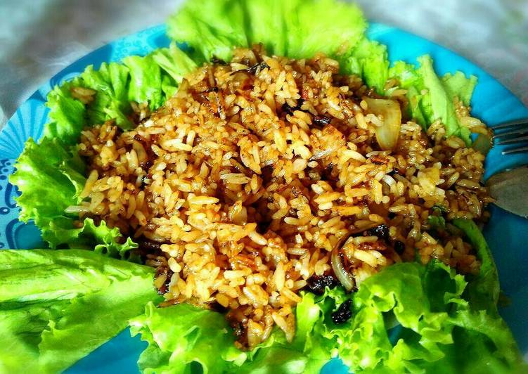 Nasi Goreng Simple Untuk Bumil