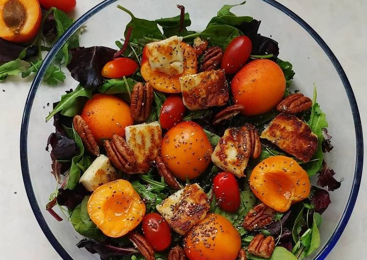 How to Prepare Most Popular Apricot Salad