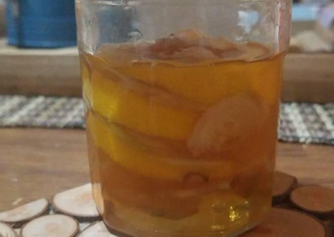 Probiotik Syrup (obat batuk alami, sakit tenggorokan)