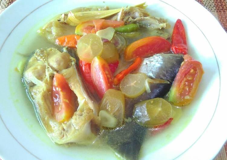 Sup ikan patin belimbing wuluh #BikinRamadhanBerkesan