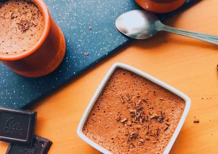 CHOCOLAT VEGAN🍫 : recette magique et rapide