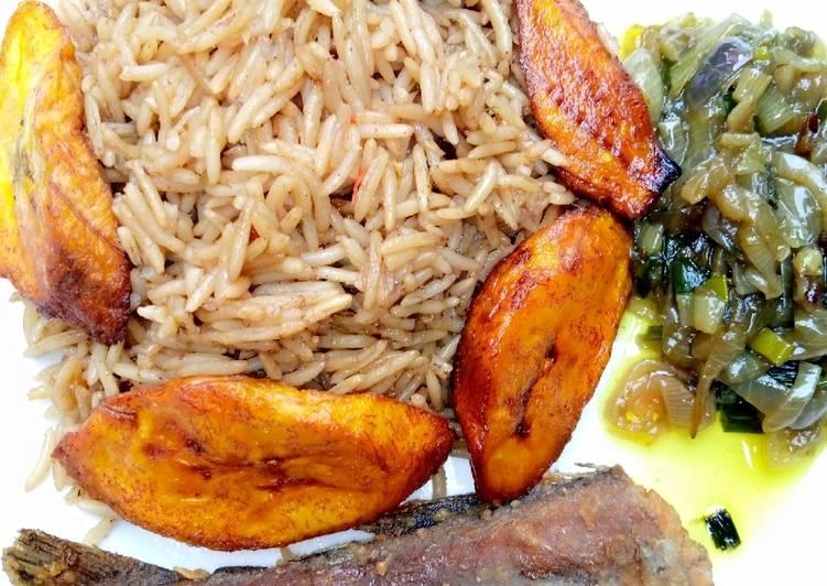 Recipe: Perfect Basmati Brown Rice