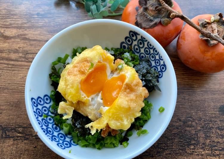 Recipe of Most Popular Japanese Egg Tempra