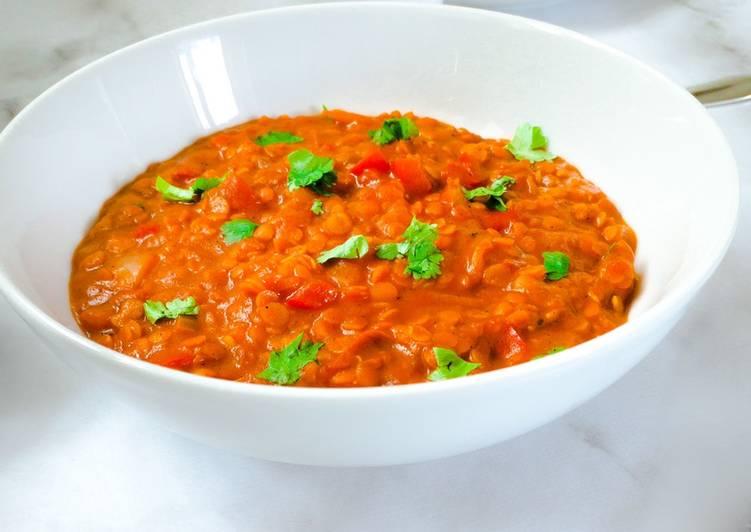 Recipe of Perfect Coconut Dal