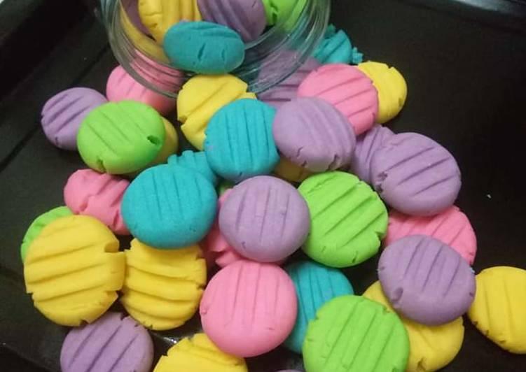 Resep Pastel German Cookies Anti Gagal | Best Recipes