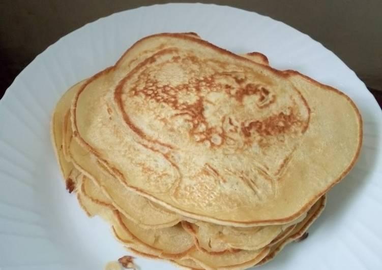 Easiest Way to Make Favorite Yummy pancakes