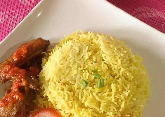 Nasi Ayam simple