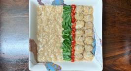Hình ảnh món Cháo yến mạch nghêu (Ngao) nấu củ cải trắng [Eat clean - Lose weight]