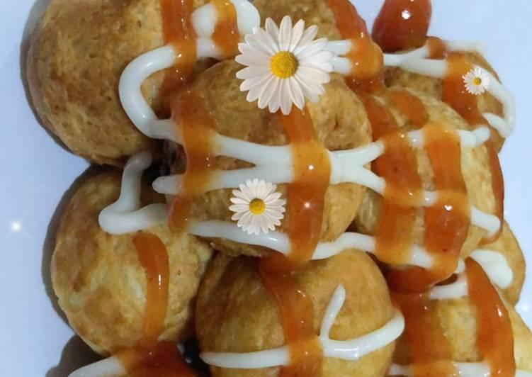 Takoyaki Independence day 🇮🇩💋