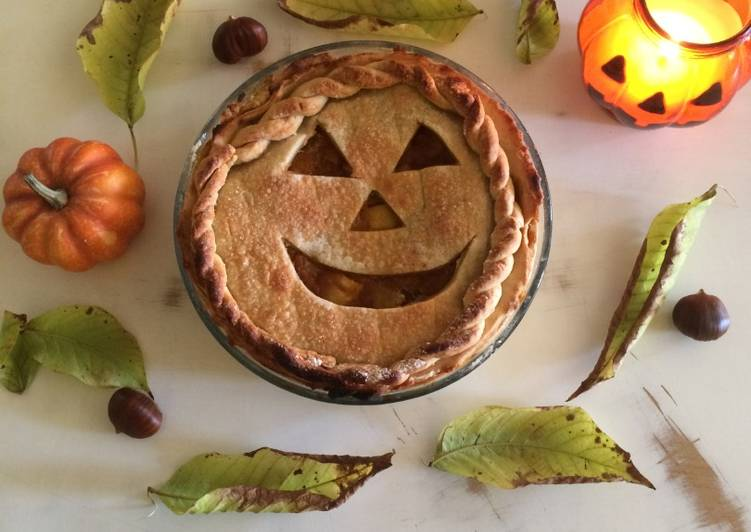 Apple Pie di Halloween