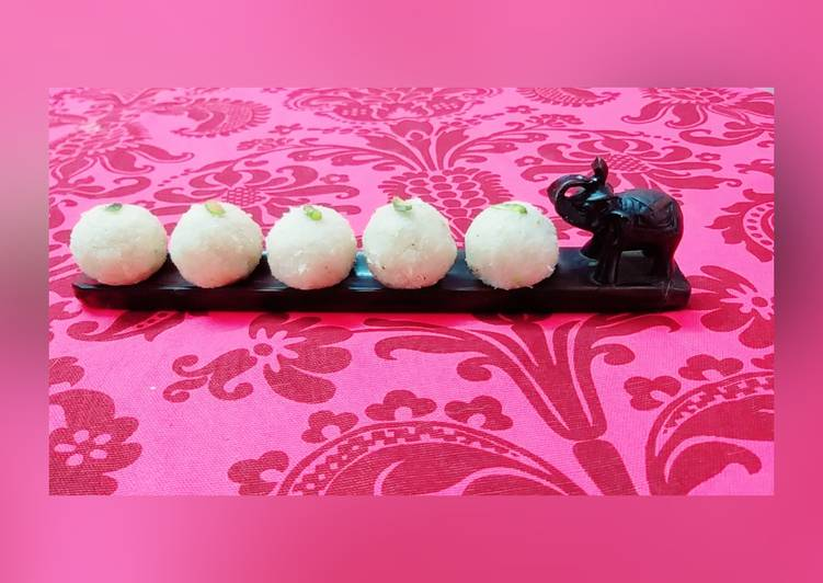 Your Overall Health Can Be Affected By The Foods You Decide To Consume COCONUT MILK BALLS…(nariyal ke laddu)