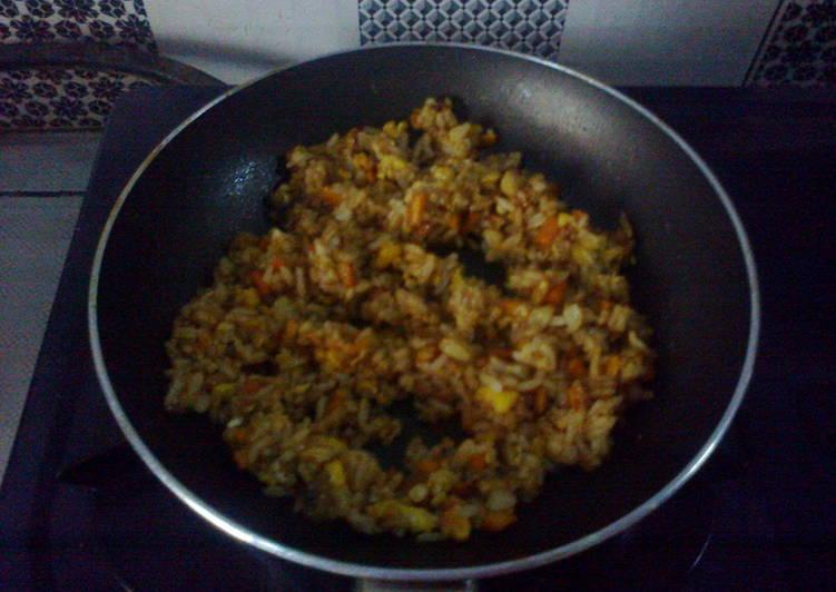 Resep Nasi Goreng Balita (1y+) Top