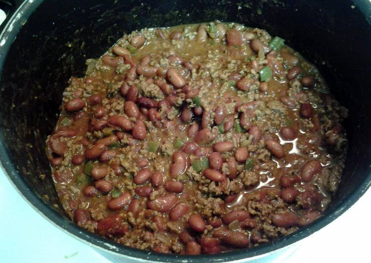 Eat These 14 Superfoods to Go Green for Better Health, Brendan's famous chili