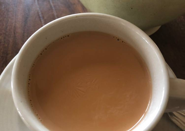 Foods That Can Make You Happy Nepalese-style chai tea