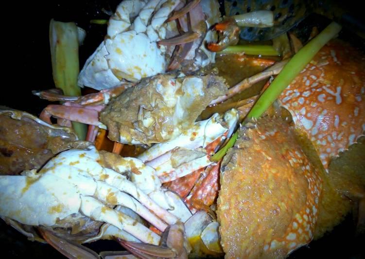 Resep Kepiting Masak Sederhana Oleh Yokka Ayu Cookpad