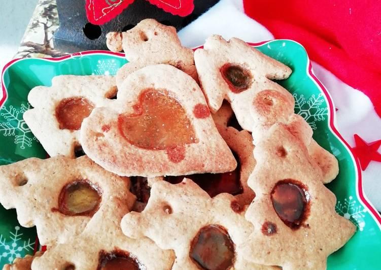 Biscotti di vetro gluten free
