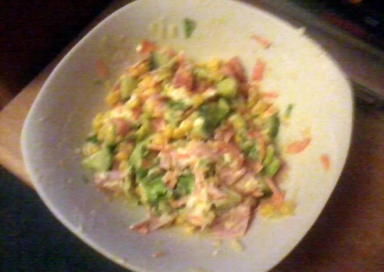 salad snack