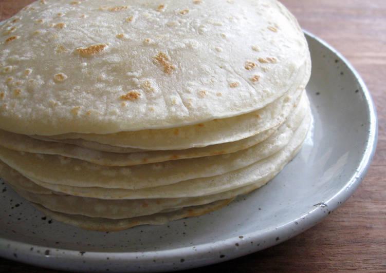 Recipe of Homemade Savoury Pancakes