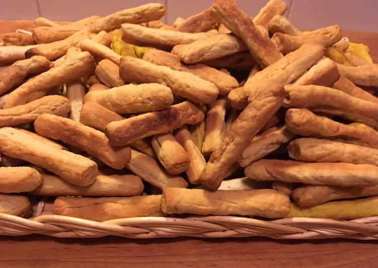 Ricetta Grissini Con Esubero Di Pasta Madre.Ricetta Grissini Con Esubero Di Lievito Madre Di Conte Pasticcione Cookpad