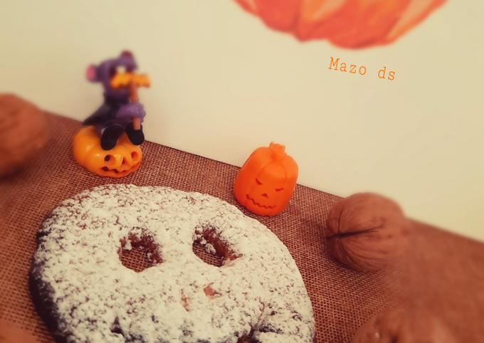 Biscuit monstre 🎃