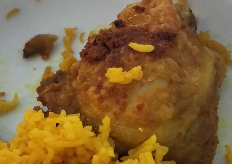 Ayam Goreng / Indonesian Fried Chicken
