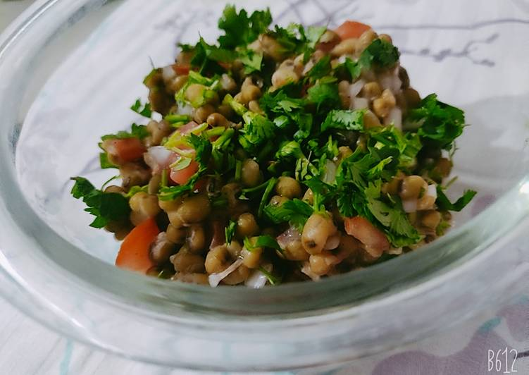 Mung Bean Salad - Healthy - Snack