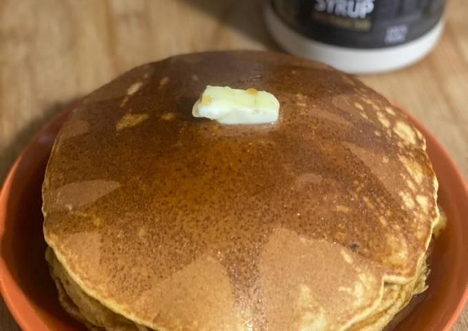 How to Prepare Perfect Cornbread Pancakes