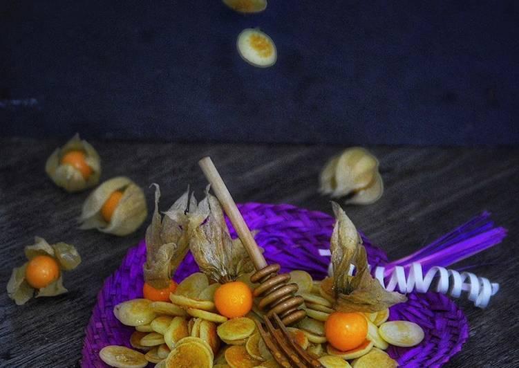 ميني بان كيك 🥞 بنكهة الليمون