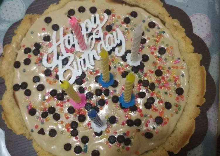 Resep Pie Tiramisu (Teflon) #1#kamismanis Bikin Laper