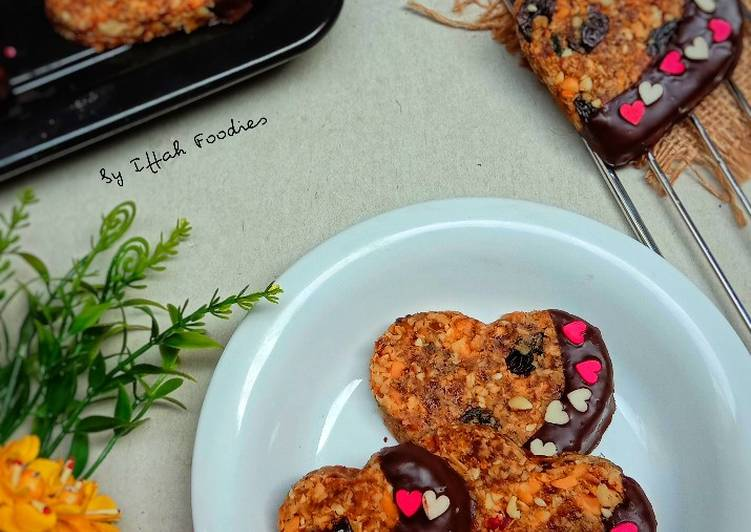 Healthy Snack Bar With Love