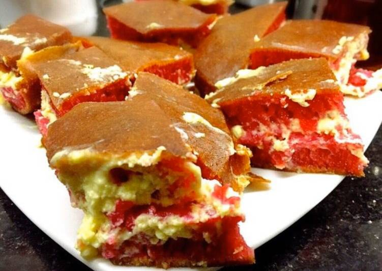 Martabak Red Velvet Cream Cheese