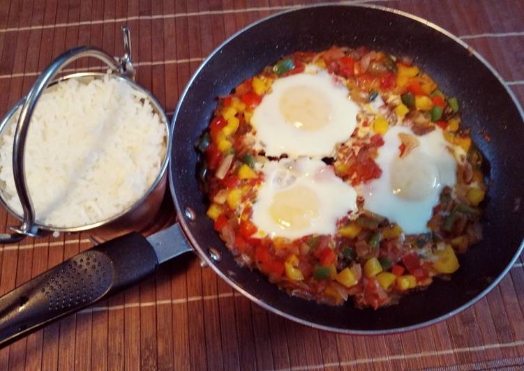 Get Healthy with Egg drop curry