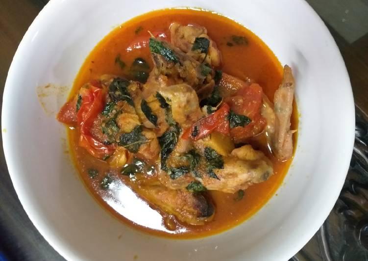 3. Ayam Woku