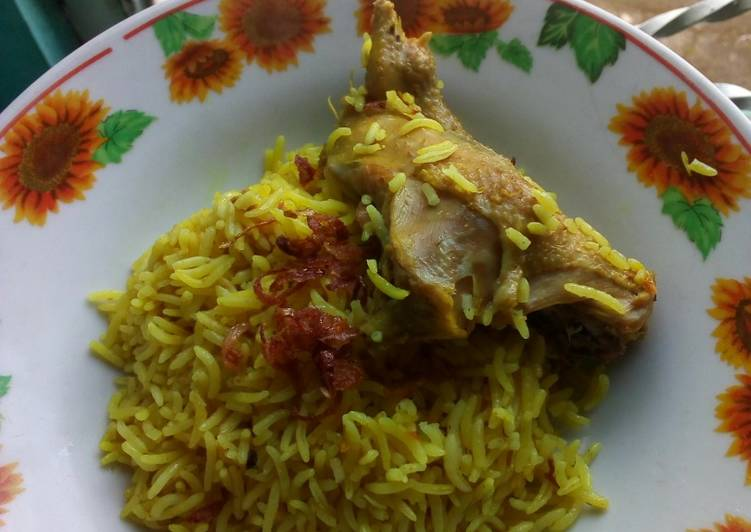 Nasi kebuli yampung - cookandrecipe.com