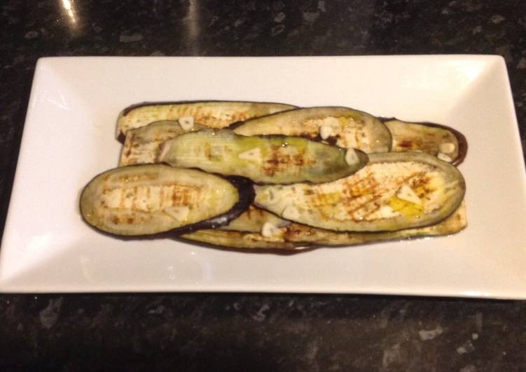 Step-by-Step Guide to Prepare Ultimate Melanzane arrostite - Grilled aubergines 🍆🍆