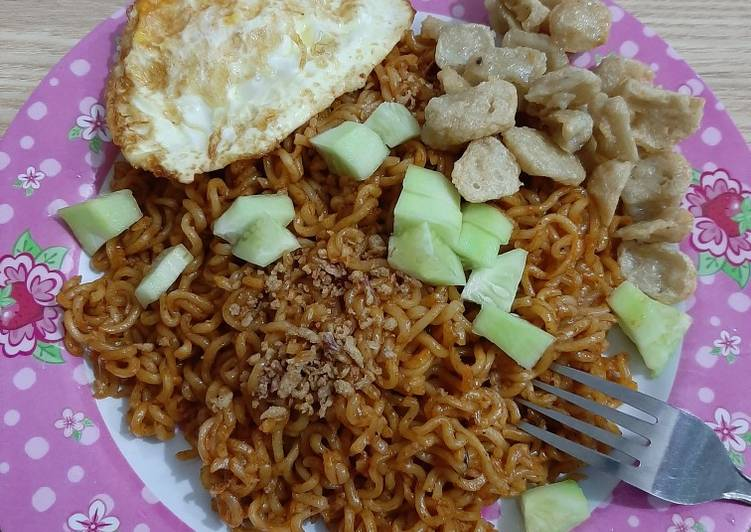 Resep Indomie goreng aceh :) Paling Gampang
