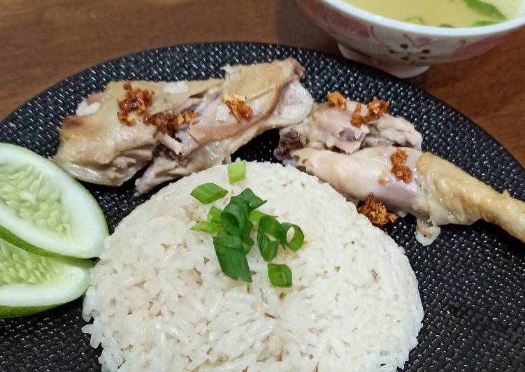 Nasi Hainan Rice Cooker